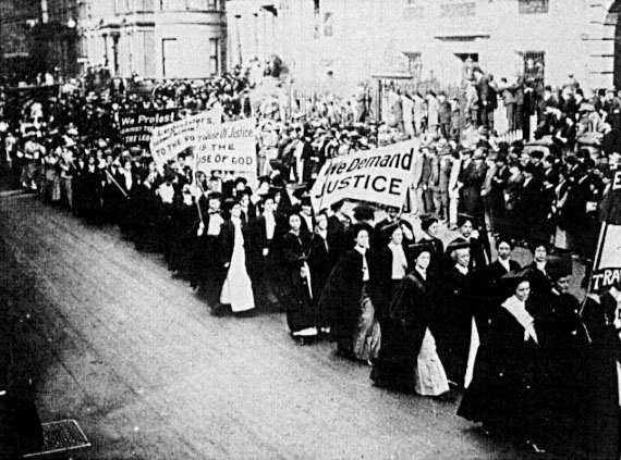 an analysis of the womens suffrage movement in the united states 01072014 women's rights movements have worked in support  in the united states the first definitive position on  the force of the women's rights movement,.